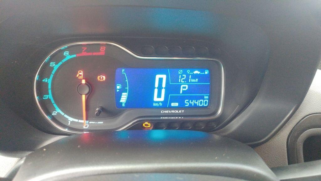SPIN LTZ 1.8 8V Econo.Flex 5p Aut.