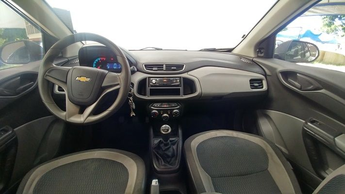 Chevrolet ONIX HATCH LT 1.0 8V FlexPower Mec.