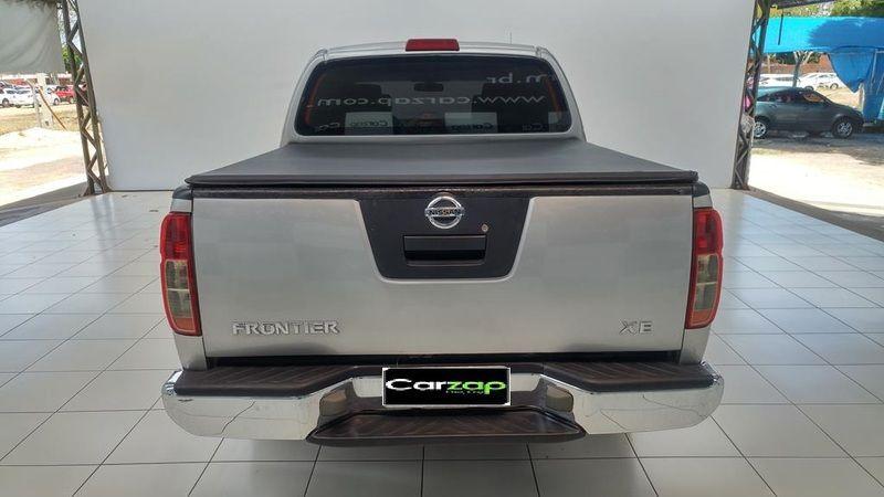 Frontier XE  CD 4x4 2.5 TB Diesel