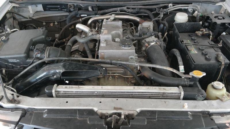 L200 Triton GLX 3.2 CD TB Int.Diesel Mec